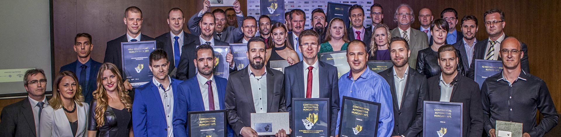 Factory of The year 2018 Competion in Hungary