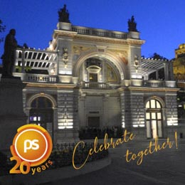 PS' 20th anniversary of its foundation