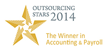 Process Solutions Group is Financial and Accounting Outsourcing Star of 2014