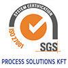 Process Solutions implemented ISO 27001 information security system.