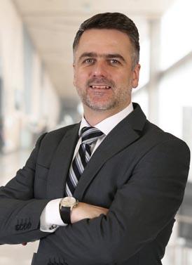 Tomasz Takiel, Partner, Process Solutions Poland